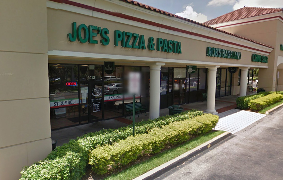 Joes Pizza and Pasta at Coral Springs, Restaurant, Great Desserts